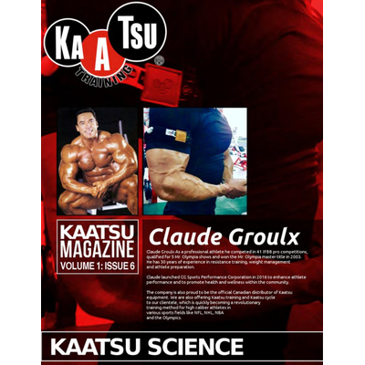 KAATSU Magazine Volume 01 Issue 06