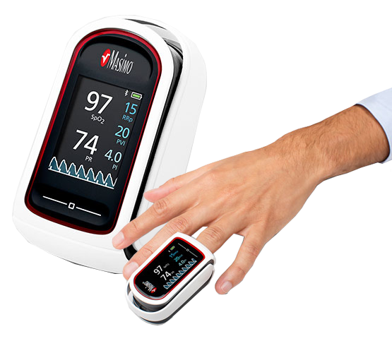 Masimo MightySAT™ Pulse Oximeter